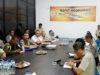 Suasana Rapat Koordinasi Tim Saber Pungli Kota Kotamobagu