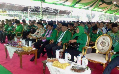 Depri Pontoh Resmi Ketua PPP Sulut