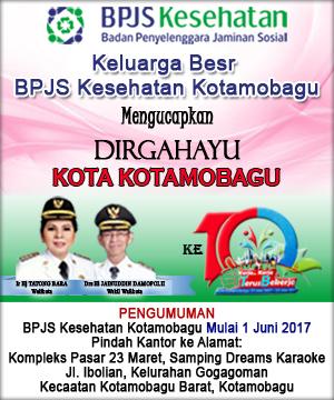 BPJS Kesehatan Kotamobagu