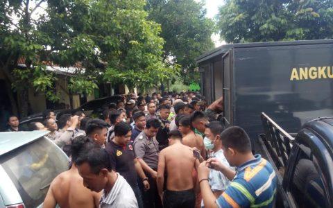 Polres Bolmong Amankan 31 Warga Tiberias Terlibat Ricuh