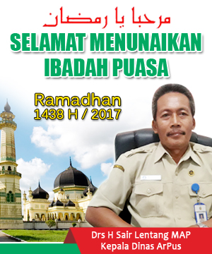 Sair lentng ucapan Ramadhan
