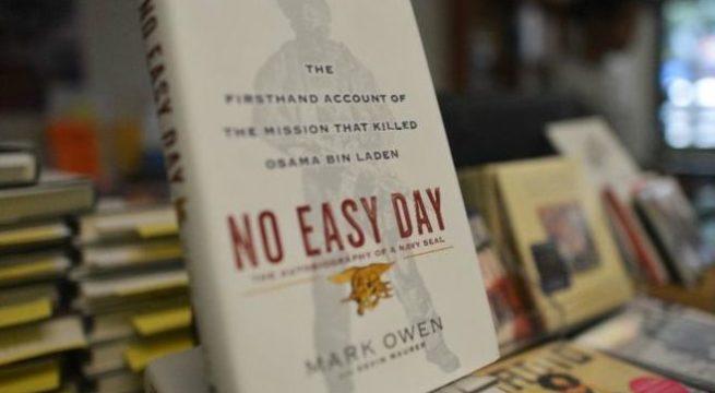 Buku memceritakan pemburuan Osama Bin Laden