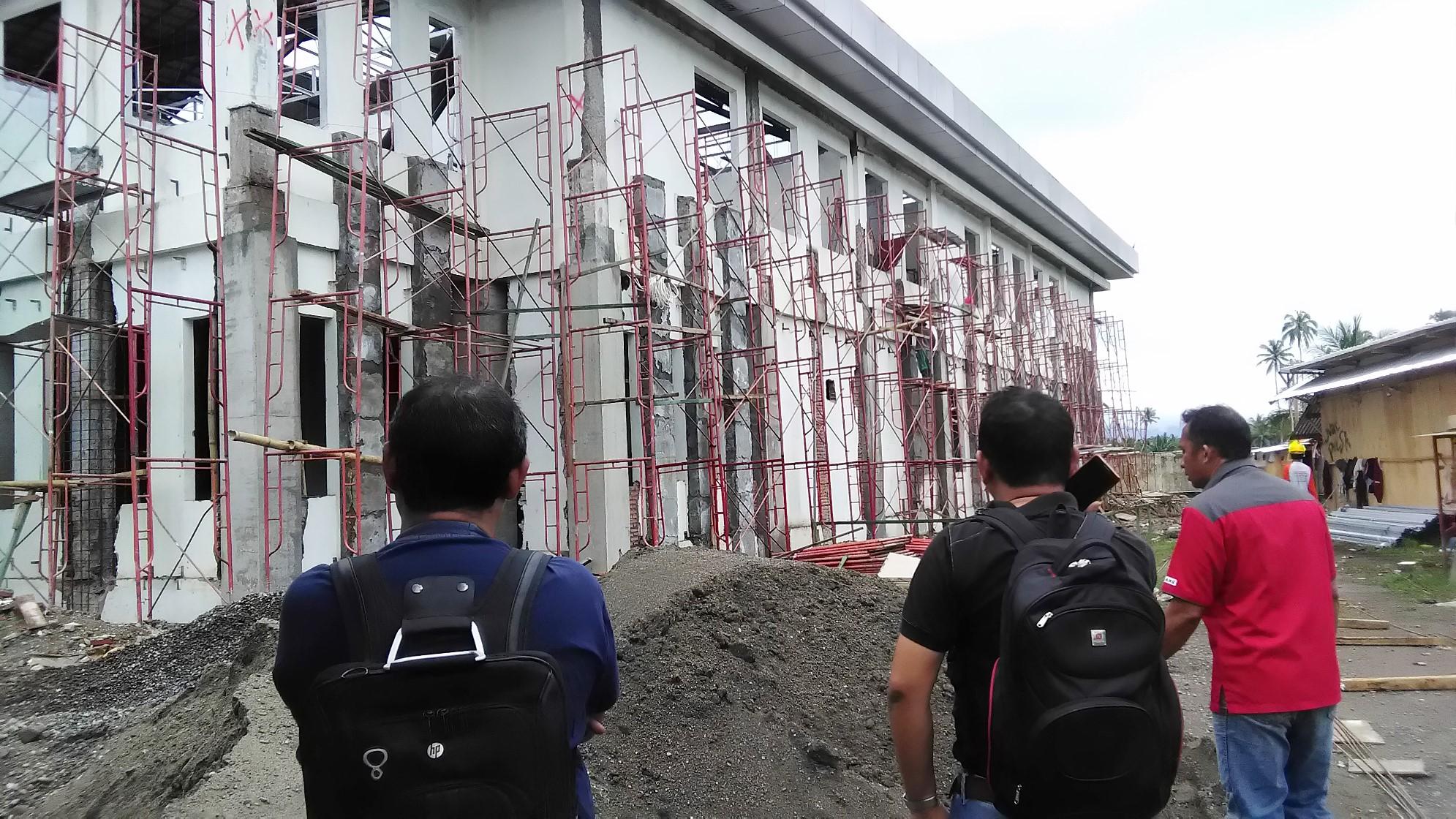Tak Terapkan SMK3 Pelaksana Proyek KPP Kotamobagu Terancam Sanksi