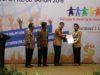Walikota KK Terima Penghargaan Kota Peduli HAM