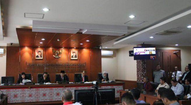 DKPP RI Rehabilitasi 14 Penyelenggara Pemilu