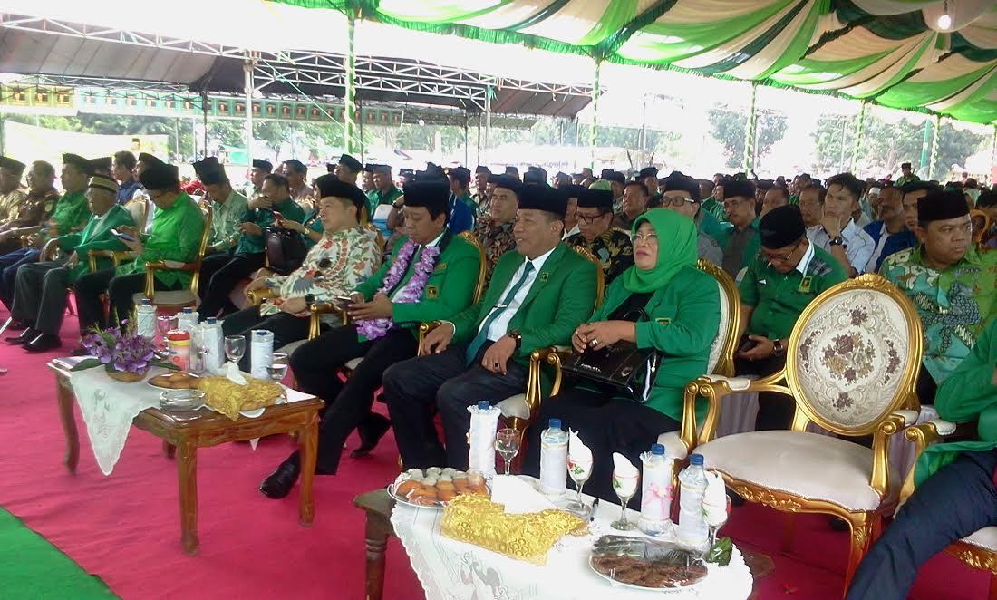 Ketua Ppp Photo: Depri Pontoh Resmi Ketua PPP Sulut