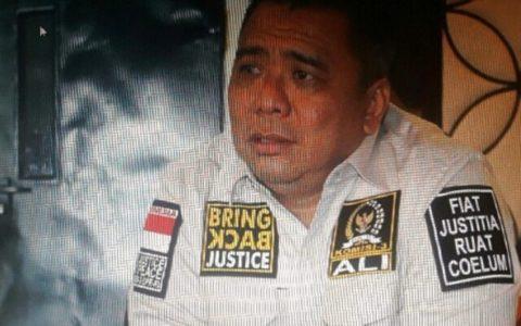 Anggota Komisi III DPR RI Nilai Penetapan Tersangka Bupati Bolmong Ambivalensi Penegak Hukum