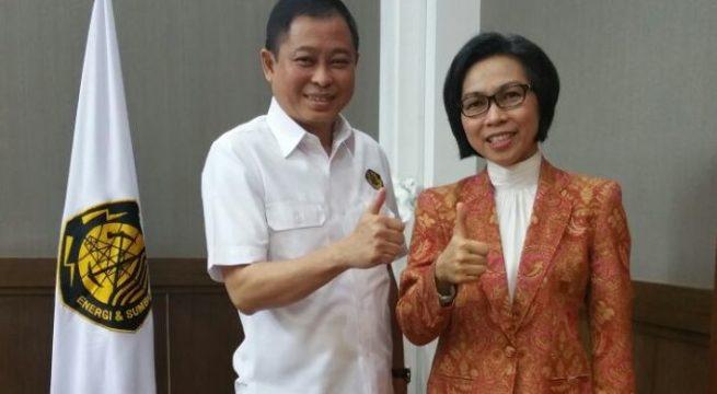 Menteri ESDM Heran Penertiban Pertambangan Tanpa Izin Pol PP Bolmong di Tahan