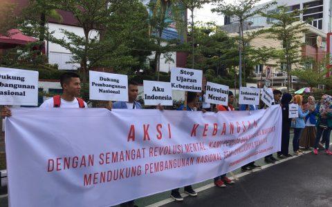 Forum Pemuda dan Mahasiswa Makassar Dorong Pemerintah Tuntaskan Program Nawa Cita