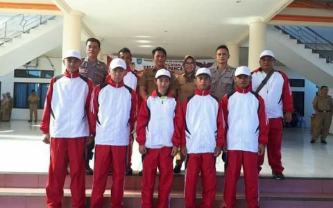 140 Atlet Bolmong Siap Ikut Porprov Sulut