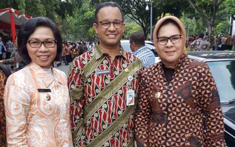 Bupati Bolmong Hadiri RKP di Istana Negara Jakarta