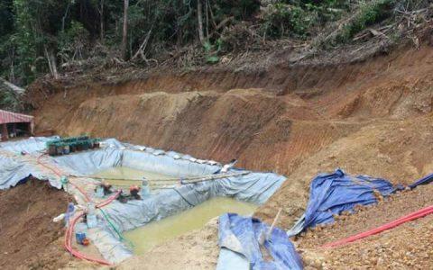 Soal PETI di Kawasan HL DLH Bolmong Berkoordinasi Dengan Instansi Terkait