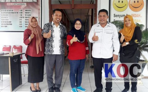 Komisi II Kabupaten Gorontalo Kunjungi DP3A Kotamobagu