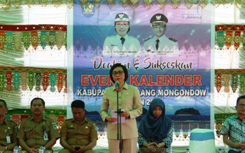 Sambut HUT Kabupaten Bolmong Pemkab Gelar Seni dan Budaya Mongondow