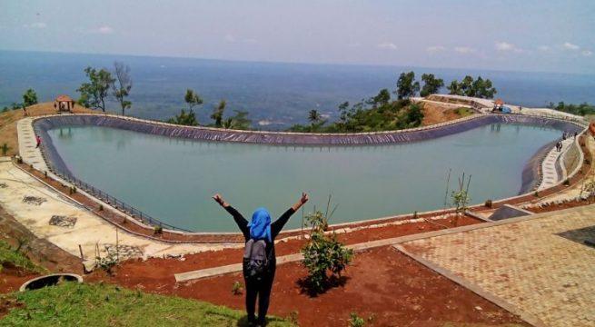 Pemerintah Desa Pontodon Lirik Embung Desa Sebagai Potensi Pariwisata