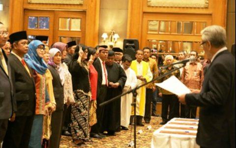 Tim Pemeriksa Daerah Pemilu Terbentuk
