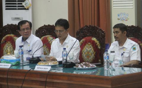 Wabup Bolmong Buka Sosialisasi PP Nomor 11 Tahun 2017 Tentang Menejemen PNS