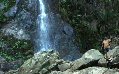 Pemerintah Desa Pyowa Besar II Kembangkan Wisata Air Terjun Boliagonan