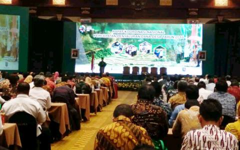 Wali Kota: Penyaluran Dana Desa Tahun 2018 Dipercepat