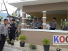 Pasca Penyerangan di Poltabes Surabaya, Polres Bolmong Perketat Penjagaan
