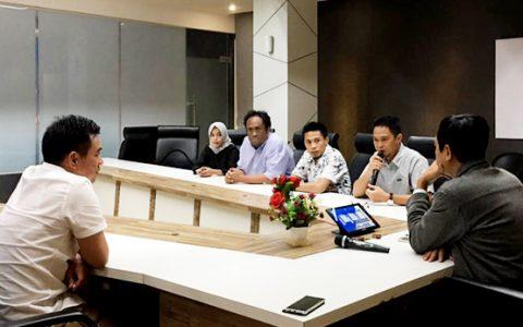Kepala UPT Jakarta Smart City, Setiadji, ST MSi