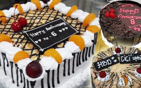 "Budapest Cake ""Dapur Mama Upi"" Menggugah Selerah, Omset Jutaan Rupiahpun Diraup"
