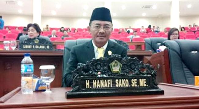 Hanafi Sako Sayangkan Jika RKUD Pemkot Kotamobagu Pindah dari Bank Sulutgo