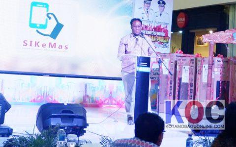Aplikasi SIKeMas Pemkot Kotamobagu Favorit Dua Lomba Inovasi Tingkat Provinsi