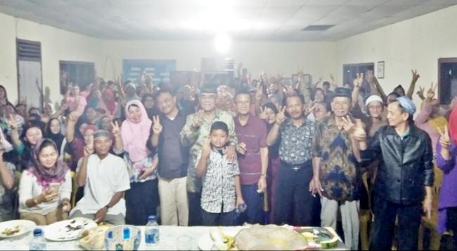 Reses II Hanafi Tommy Sako, Warga Keluhkan Soal Infrastruktur dan Pertanian