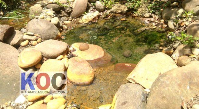 Desa Bilalang I Potensi Wisata Air Panas