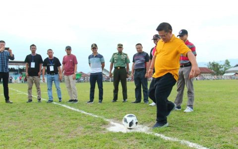 Nayodo Buka Open Turnamen Wali Kota Cup 2018