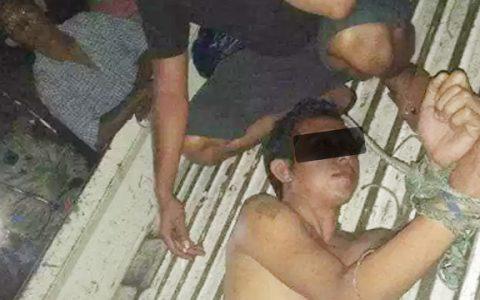 Warga Bolmong Ringkus Pelaku Dugaan Penculikan Anak