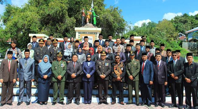 Wali Kota Ir Tatong Bara Irup Hari Pahlawan 2018