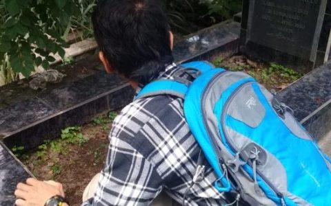 Makam Istri ke Delapan Presiden RI Pertama Terletak di Kelurahan Kotobangon
