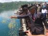 Pemkab Bolmong Tabur Bunga Peringatan Hari Pahlawan