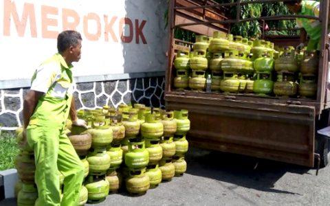 Antisipasi Kekurangan Stok LPG 3Kg, Pemkot Tambah Kuota