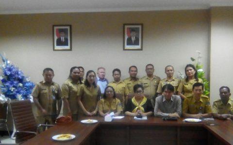 Tagih Janji Gubernur, 12 Guru Kepulauan Marore Datangi DPRD Sulut