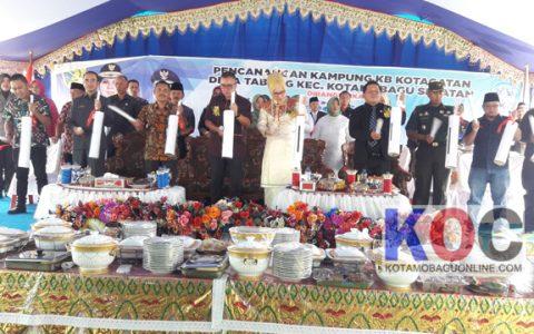 Wali Kota Cangankan Kampung KB Kotagatan Desa Tabang
