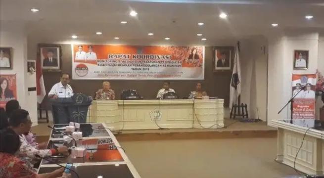 Program OD-SK Berhasil Turunkan Angka Kemiskinan di Sulut