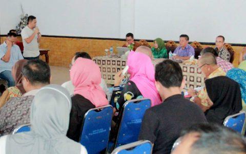 Wakil Wali Kota Terima Tim Evaluasi dan Validasi SAKIP