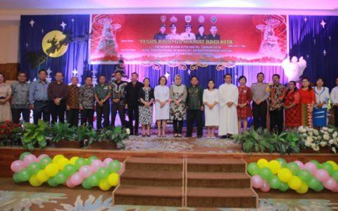 Wali Kota Tatong Bara Ajak Masyarakat Jaga Kerukunan
