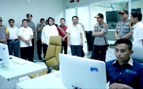 Data Center dan Command Center Pemkot Kotamobagu Bantu Program e-Tilang
