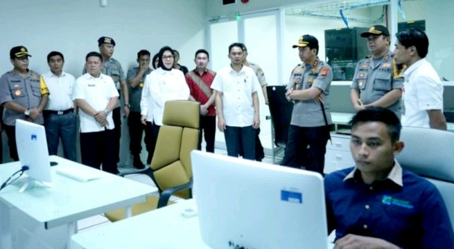 Data Center dan Command Center Pemkot Kotamobagu Bantu Program e-Tilang
