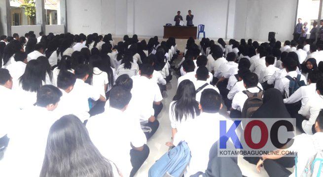 232 CPNS Dikumpul di Aula Kantor Wali Kota Kotamobagu