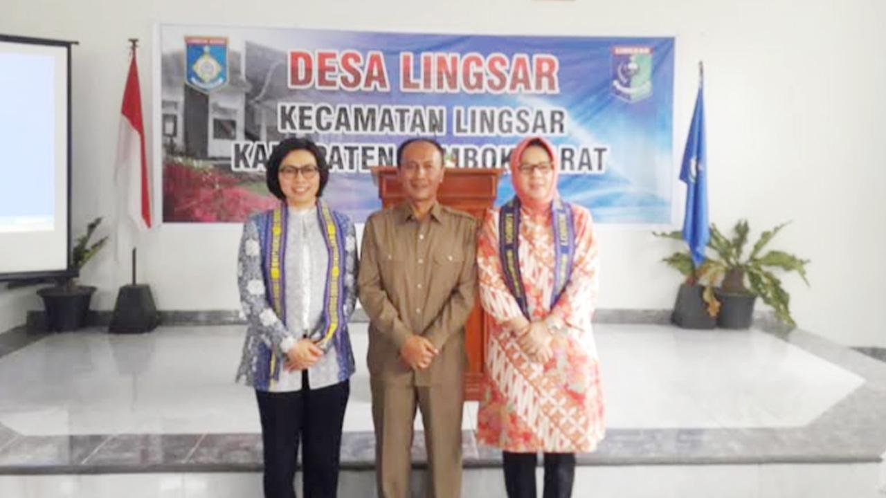 Bupati Bolmong Kuker ke Lombok Barat