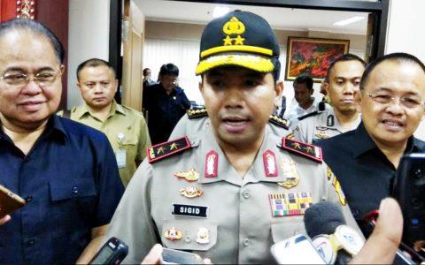 Kapolda Sambangi DPRD Sulut