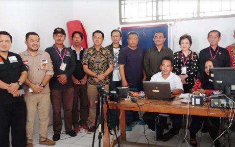 Komisi I DPRD Sulut Tinjau Perekaman e-KTP di Rutan Kotamobagu