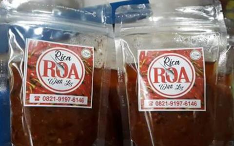Rica Roa Produk Baru Industri Rumahan Kotamobagu