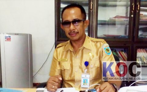 Kepala Dinas Pendidikan Bolmong Renti Mokoginta (Foto: Jr)