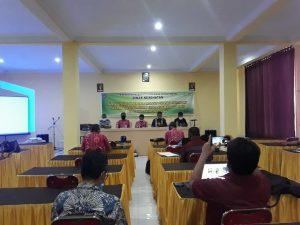 Suasana Rakor Stunting (Foto: Istimewa)
